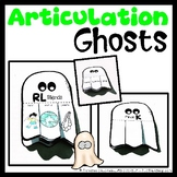 Articulation Ghosts: Ghost Crafts for Articulation Therapy