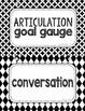 Articulation Goal Gauge & Language Ladder
