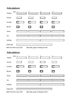 Articulation Graphic