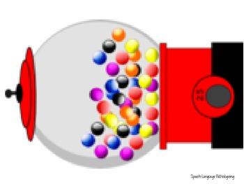 Articulation Gum Balls MEGA BUNDLE