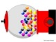 Articulation Gum balls - B/P/M