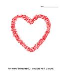 Articulation Heart Activity (All sounds)