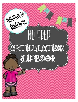 Articulation Hierarchy /L/ NO PREP Book