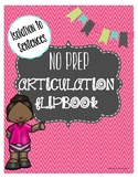 #novslpmusthave2018 Articulation Hierarchy /L/ NO PREP Book