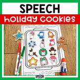 Articulation Holiday Cookies