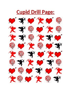 Articulation Holiday Drill Pages