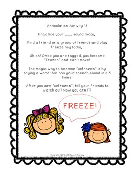 photograph relating to Articulation Printable Worksheets known as Articulation Research- 31 Times of Printable Worksheets and Actions
