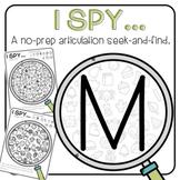 Articulation - I Spy M