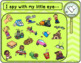 Articulation I Spy - S Blends Edition (NO PRINT INTERACTIVE)