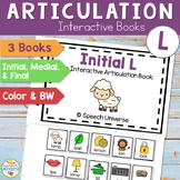 Articulation Interactive Books: L