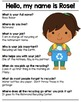 Articulation Interviews for Speech Therapy