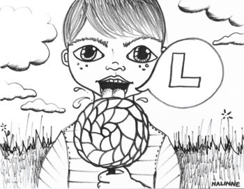 Articulation Isolation - Coloring Pages - Collection