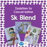 Articulation - Isolation to Conversation - S Blend - SK