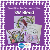 Articulation - Isolation to Conversation - S Blend - SW