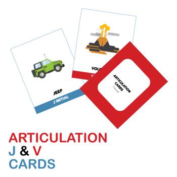 Articulation J & V Cards