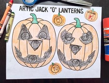 Articulation Jack-O-Lanterns: A Speech Therapy Craft Activity