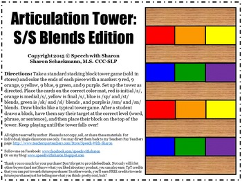 Articulation Tower S/S Blends Edition