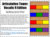 Articulation Tower: Vocalic R Edition