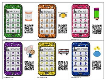 Articulation Kits /S/ Freebie