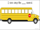 Articulation L - Back to School Theme