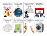 Articulation: L Blends Sentence Flash Cards