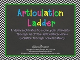 Articulation Ladder - Visual Clip Chart for Articulation Students