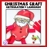 Christmas Articulation & Language Craft