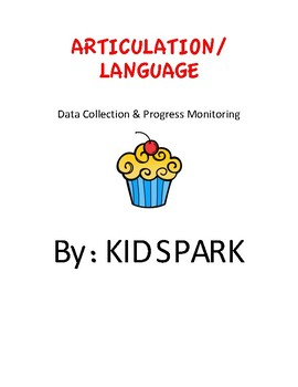 Articulation Language Data Collection and Progress Monitoring