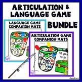 Articulation and Language Game Companion BUNDLE
