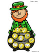 Articulation & Language Leprechaun Pot of Gold Craft