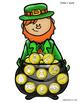 St Patrick's Day Articulation & Language Leprechaun Pot of Gold Craft