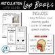 Articulation Lap Books - Later Sounds