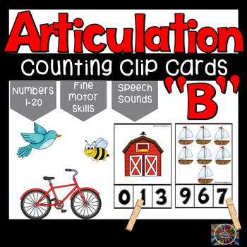 Articulation B Counting Cards