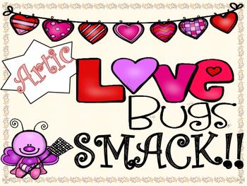 Articulation Love Bugs SMACK!