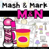 M & N Articulation: Mash & Mark
