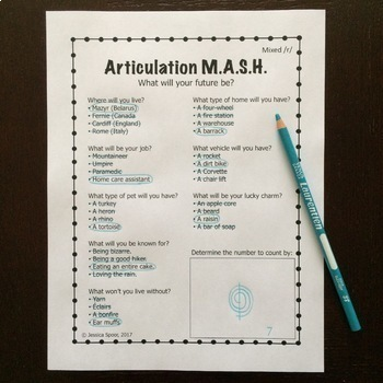 Articulation MASH: Money-Saving, Growing Bundle