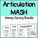 Articulation MASH: Money-Saving Bundle
