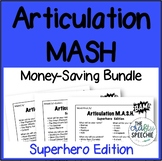 Articulation MASH: Superhero Edition (Money-Saving Bundle)