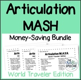 Articulation MASH: World Traveler Edition (Bundle)