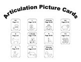 Articulation Make & Take Flashcards, SPEECH THERAPY, Dista