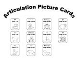 Articulation Make & Take Flashcards
