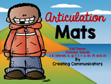 Articulation Mats