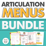 Articulation Menus Bundle