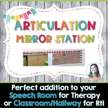 Articulation Mirror Station