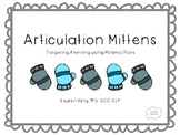 Articulation Mittens for Fronting