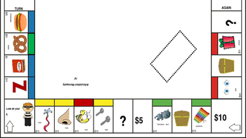 Articulation Monopoly: /z/; Speech Therapy /z/