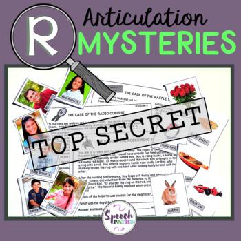 Articulation Mysteries: R
