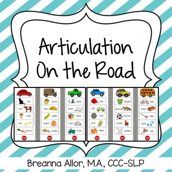 Articulation on the Road