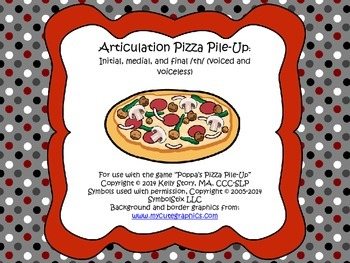 /th/ Articulation Pizza Pile Up