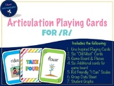 Articulation Playing Cards for /r/